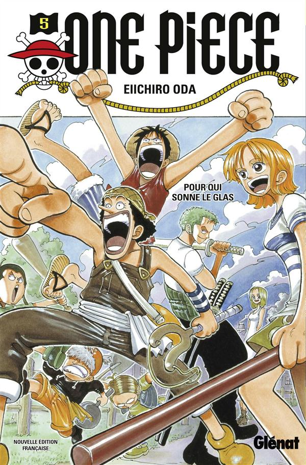 ONE PIECE - EDITION ORIGINALE - TOME 05 Oda Eiichiro Glénat